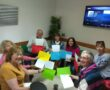 Learn italian in Italy over 50. Italian language course for seniors.